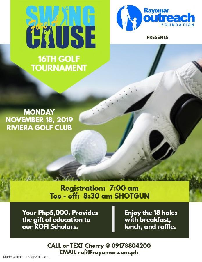 ROFI 2019 Golf